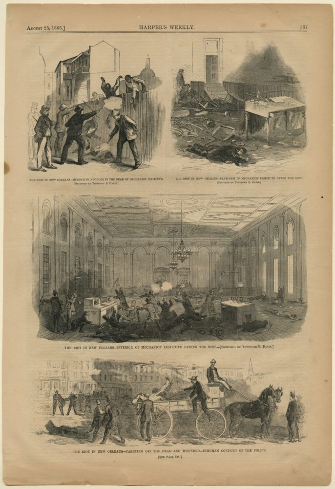 Discovering the Lost 1866 Issues of the New Orleans Tribune