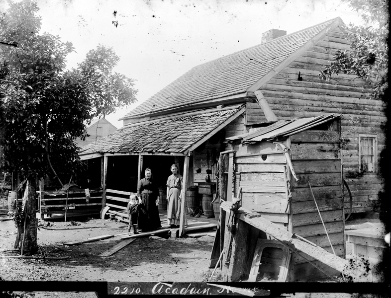 Acadian Home