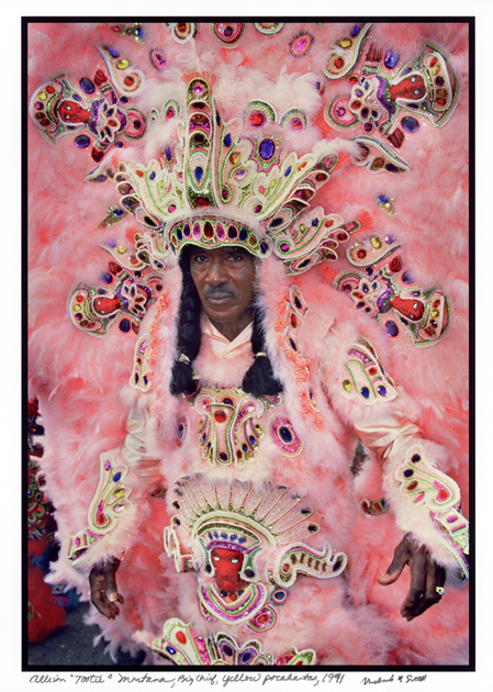 "Allison ""Tootie"" Montana, Big Chief, Yellow Pocahontas"