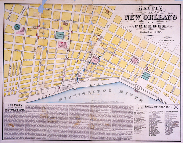 Battle of New Orleans for Freedom