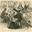 Children in St. Vincent's Asylum, New Orleans, Attended by Sisters of Charity