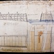 Design of a pier to cover the suction pipe of the pump for supplying water to the City of New Orleans