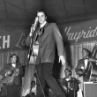 Elvis Presley at the Louisiana Hayride
