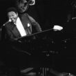 Fats Domino Performing in Normandy, France, in 1992