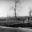 Fortifications at Port Hudson Louisiana during the Civil War