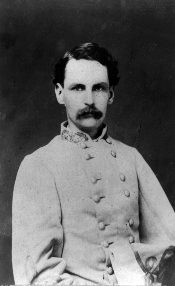 Gov. Francis T. Nicholls in Confederate Uniform