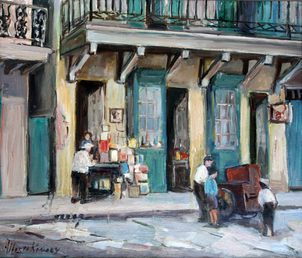 French Quarter Bookstore