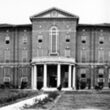 Front View of Newcomb College