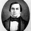 Governor of Louisiana Isaac Johnson in the 1840s