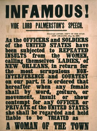 Infamous! Vide Lord Palmerston's speech