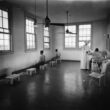 Infirmary, Carville Lepers Home