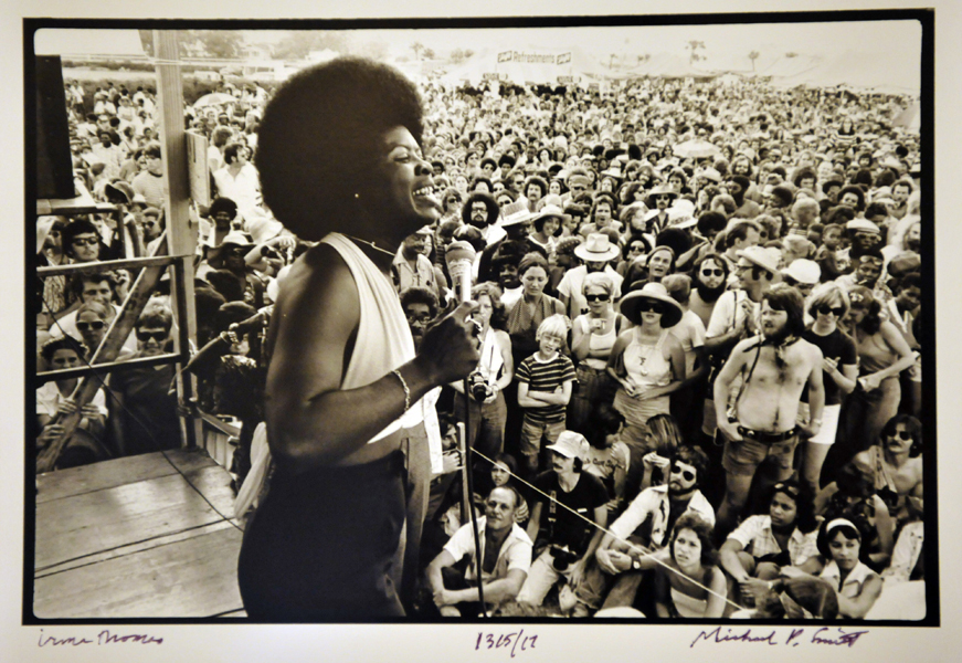 """Irma Thomas at Jazz Fest"" by Michael P. Smith"