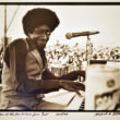 James Booker at New Orleans Jazz Fest