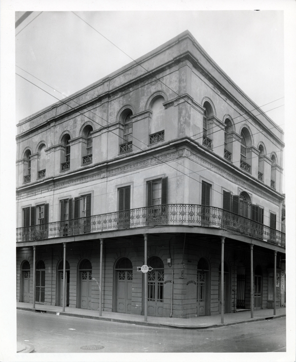 Lalurie House on Royal Street