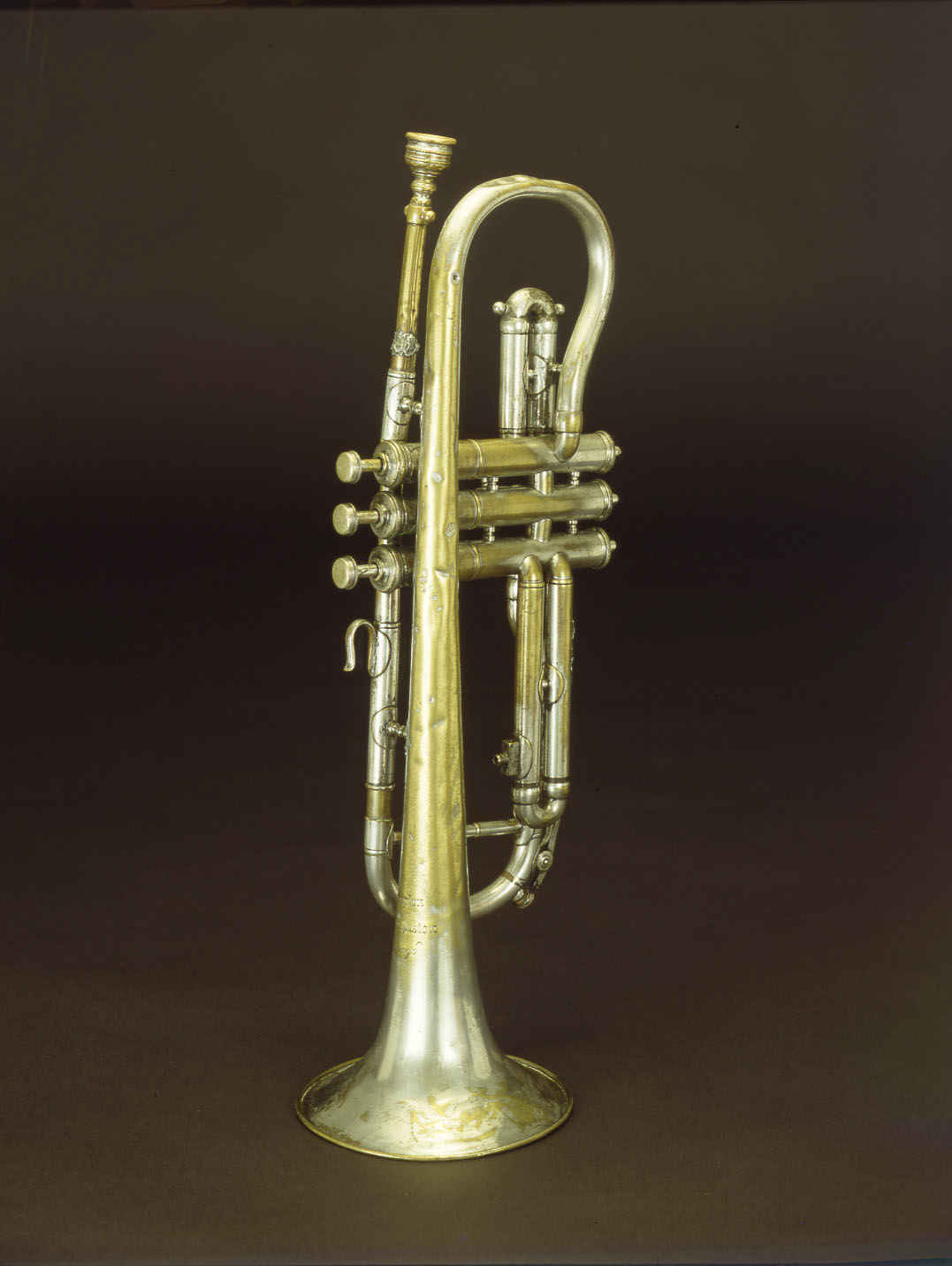 Louis Armstrong's First Cornet