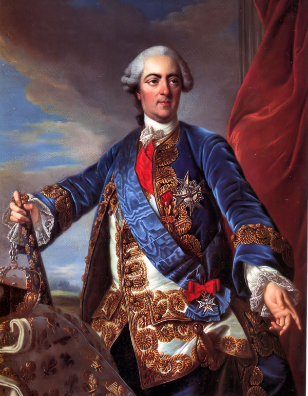 Louis XV, King of France (1710-1774)