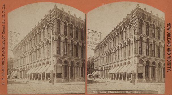 Moresque Building, New Orleans and Vicinity