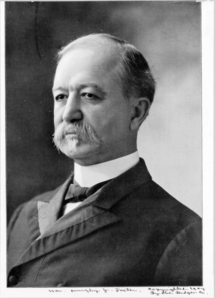 Governor Murphy J. Foster