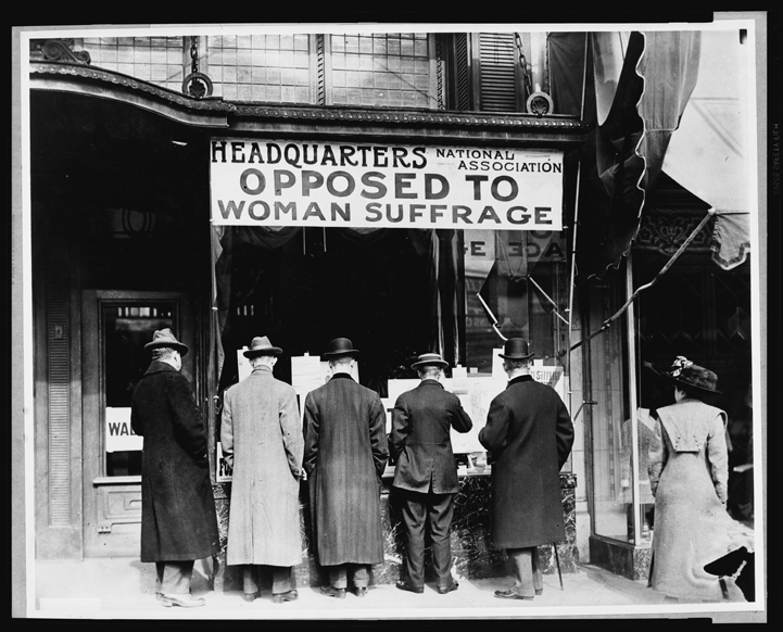 National Anti-Suffrage Association Headquarters