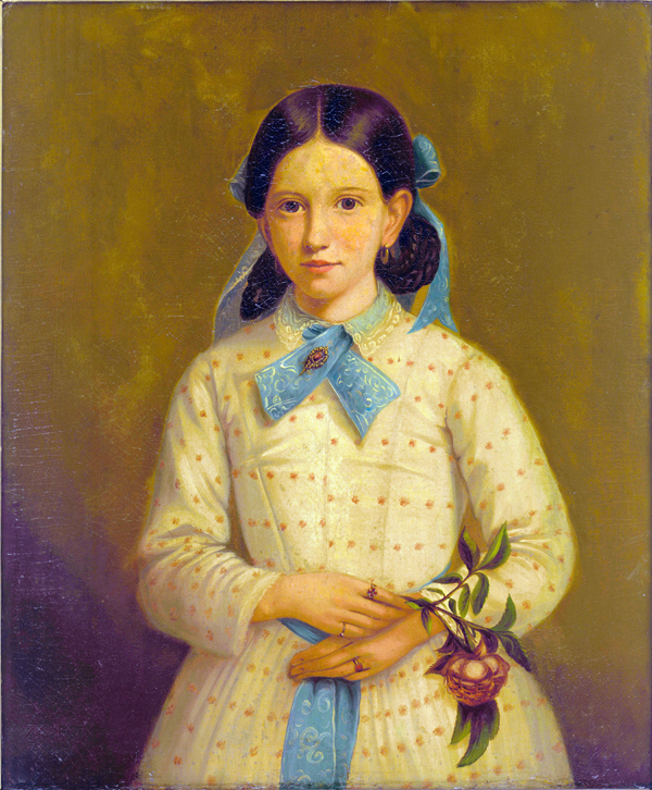 """Portrait of a Girl"""