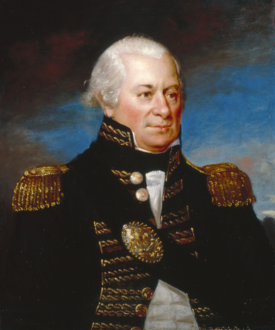 Portrait of Major General James Wilkinson
