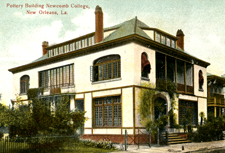 Pottery Building, Newcomb College