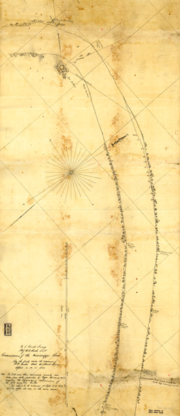 Reconnoissance of the Mississippi River below Forts Jackson and St. Philip
