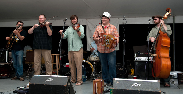 Red Stick Ramblers, Louisiana Folk Roots Heritage Day