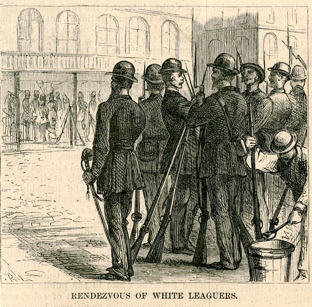 """""""Rendezvous of White Leaguers"""""""