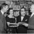 Sam and Betty Wilson, Buford L. Pickens and Richard Koch