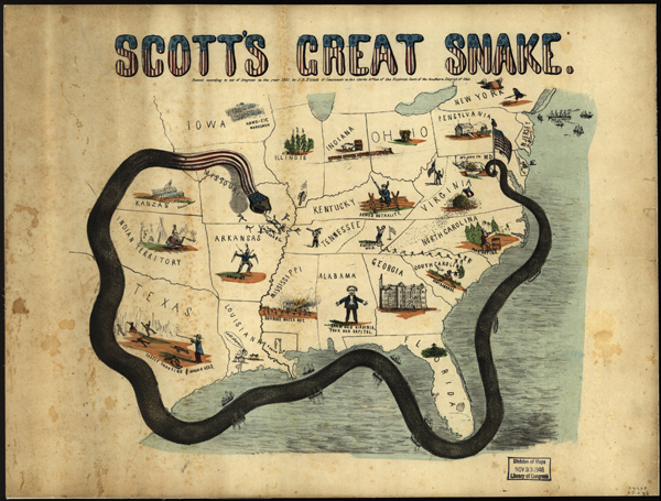 Scott's Great Snake