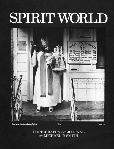 "Cover of ""Spirit World"" by Michael P. Smith"