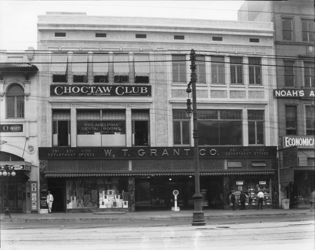 The Choctaw Club of Louisiana