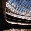 The Louisiana Superdome, construction photograph