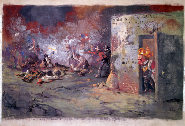 """The Massacre at New Orleans"""