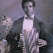 Unidentified Accordion Player