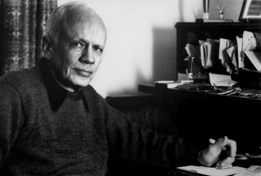 Walker Percy  at Home