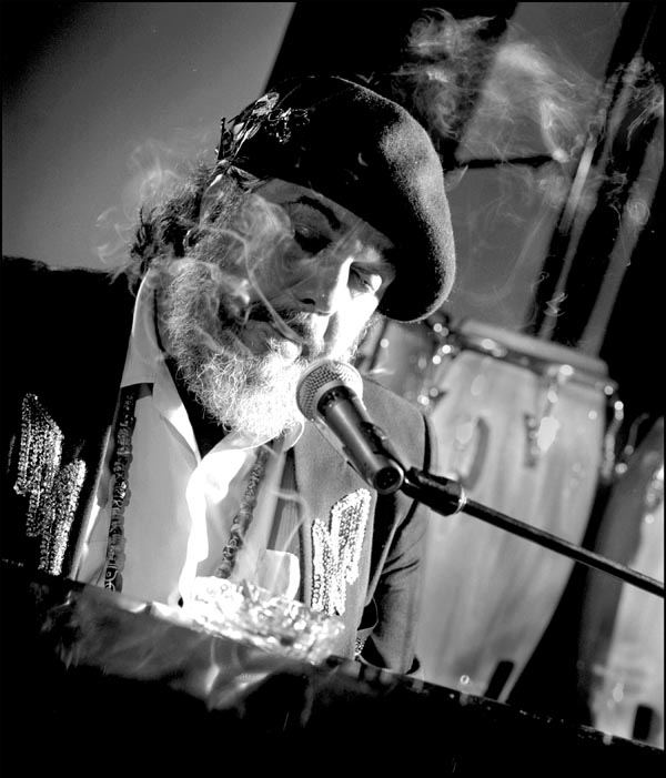 Dr. John, San Francisco, 1992