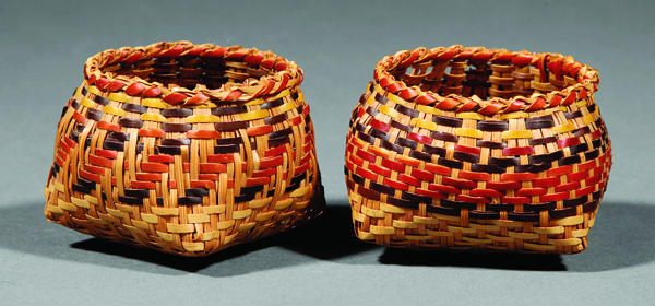 Chitimacha Baskets