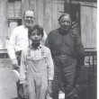 Chief Enoch and Grandson