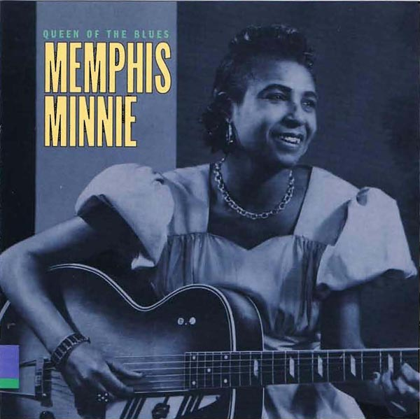 Memphis Minnie, Queen of the Blues
