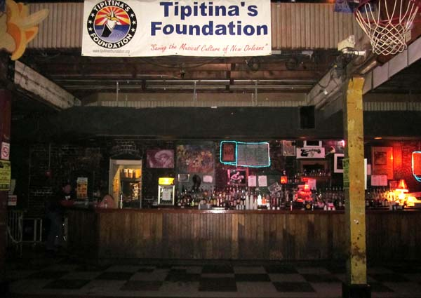 WWOZ 30th at Tipitina's