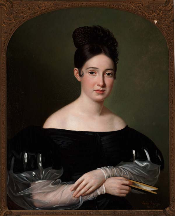 Mrs. James Water Zacharie, formerly Caroline Elizabeth Deare