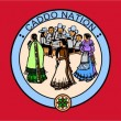 Flag of the Caddo Nation