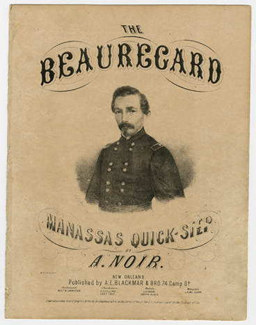 The Beauregard- Manassas Quick-Step