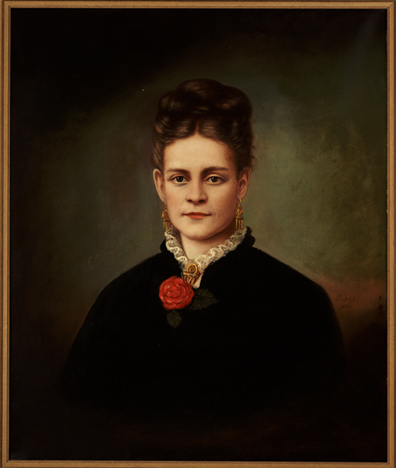 Portrait of Eliza Jane Walshe
