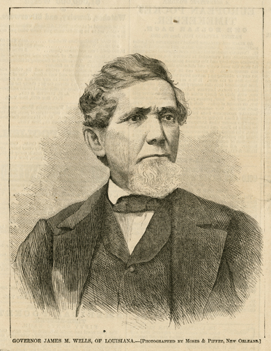 James Madison Wells