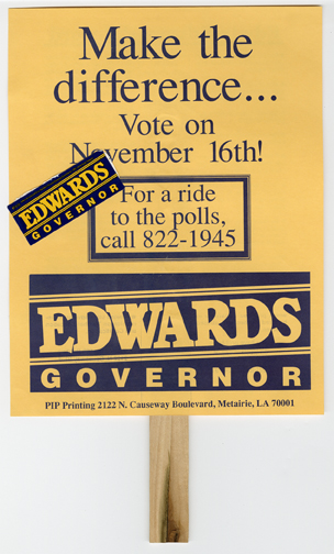 Make the Difference Edwards Governor