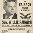 See and Hear the Rainach Ticket in Person