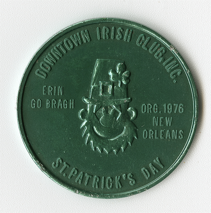 Irish in New Orleans